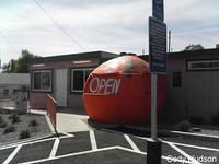 Joe's Giant Orange Cafe