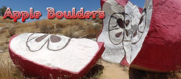 Apple Boulders