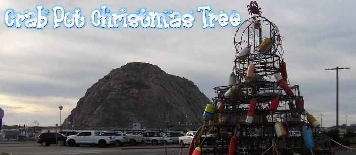 Crab Pot Christmas Tree