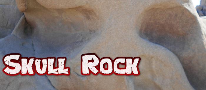 Joshua Tree Rocks: Skull Rock