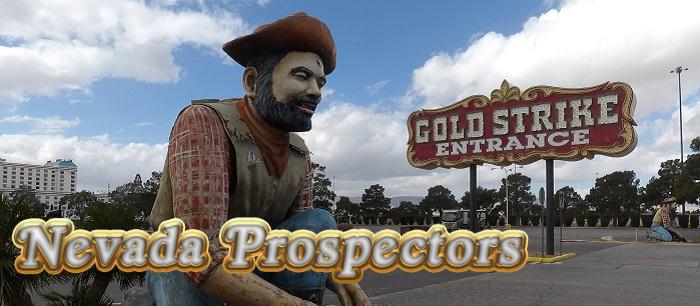 Prospector Statues