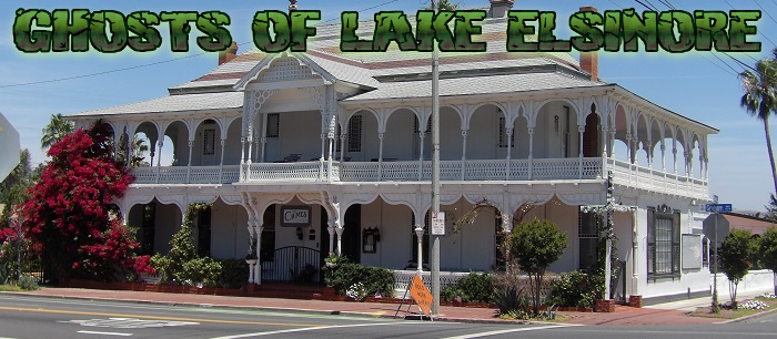 Ghosts of Lake Elsinore