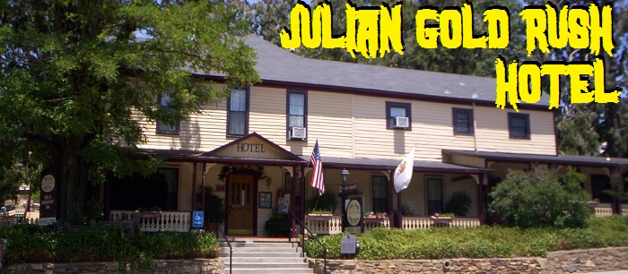 Julian Gold Rush Hotel