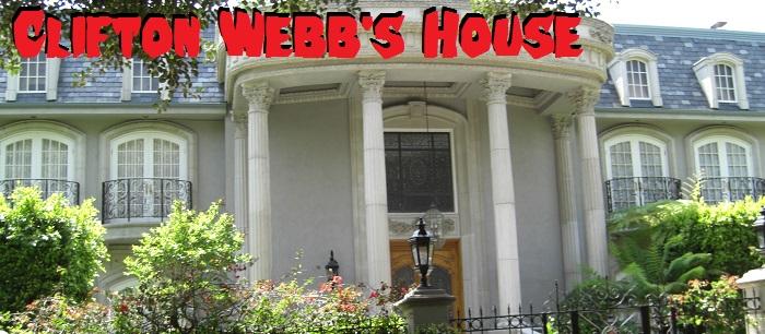 Clifton Webb House