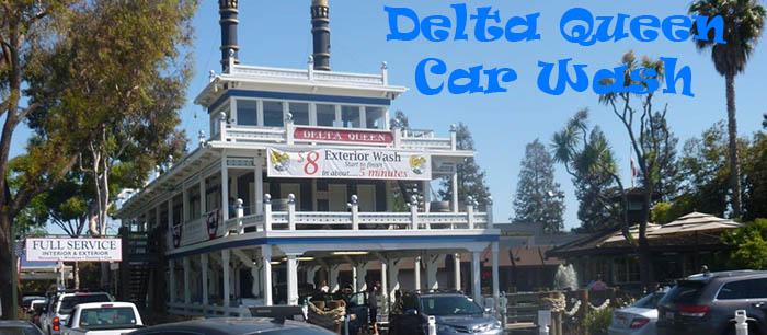 Delta Queen Car Wash