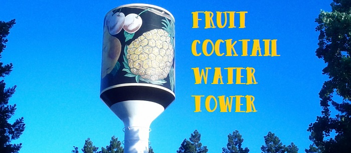 Fruit Cocktail Water Tower