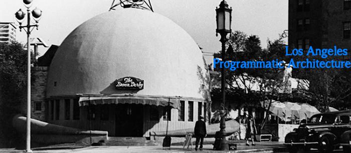 Los Angeles's Programmatic Architecture