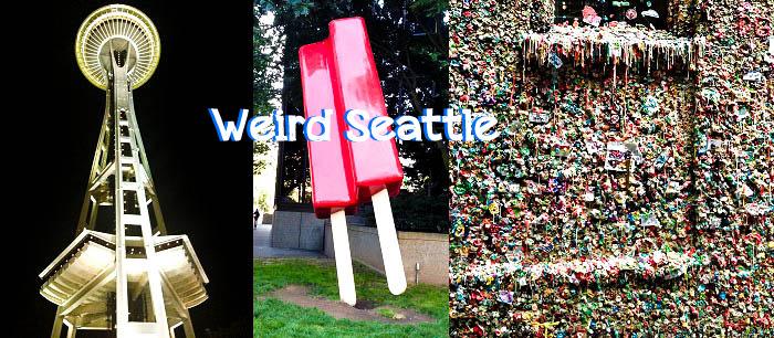 Weird Seattle