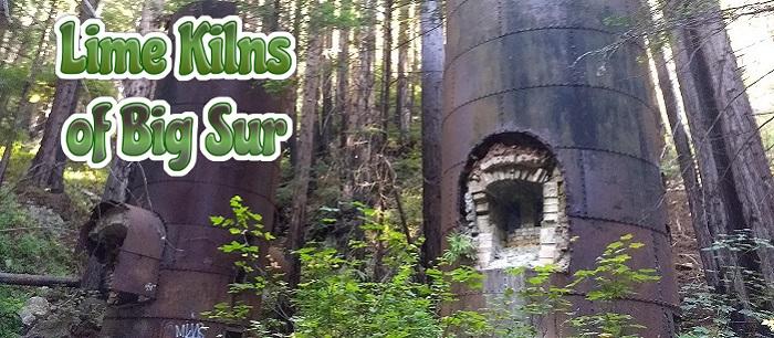 Lime Kilns of Big Sur