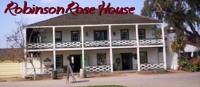 Robinson Rose House
