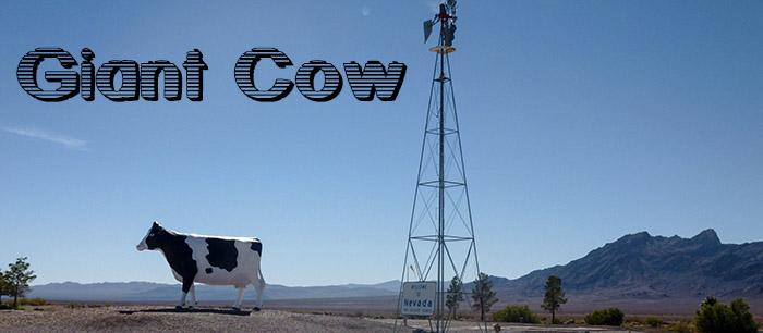 Giant Cow
