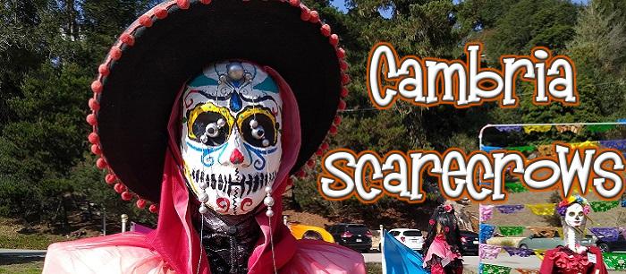 Cambria Scarecrows