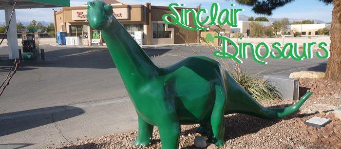 Sinclair Dinosaurs
