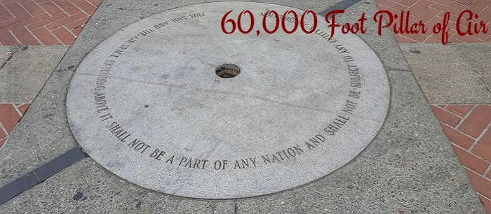 Invisible Free Speech Monument