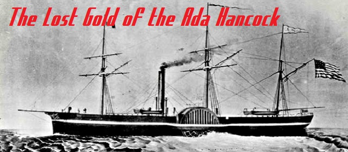 The Lost Gold of the Ada Hancock