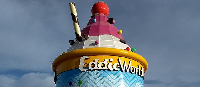 Giant Ice Cream Sundae