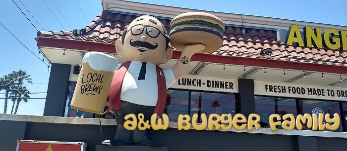 A&W Burger Family